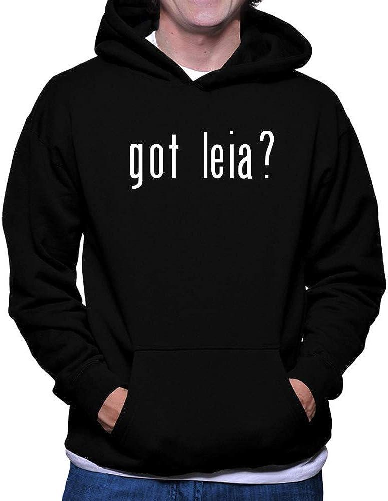 Linear Hoodie Teeburon Got Leia