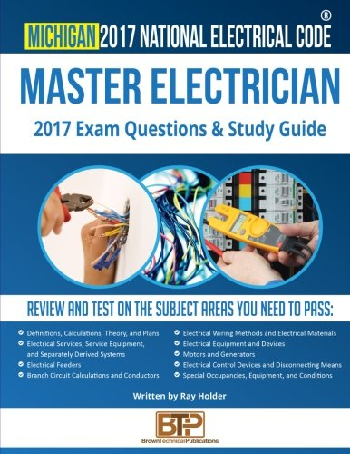 Michigan 2017 Master Electrician Study - Michigan Rays Electric