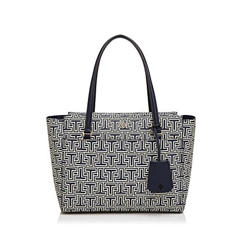 Tory Burch Parker Geo-T Small Tote - - All T Tory Burch