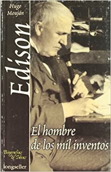 Book Edison: El Hombre De Los Mil Inventos (Spanish Edition)