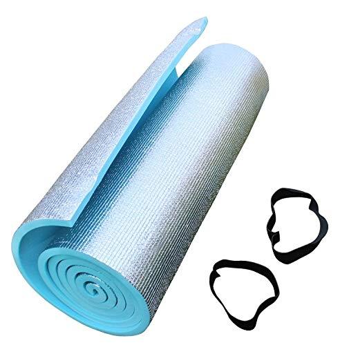nobrand ZLEG E Thickened Single-Sided Aluminum Film Outdoor Camping Picnic Mat Yoga Mat