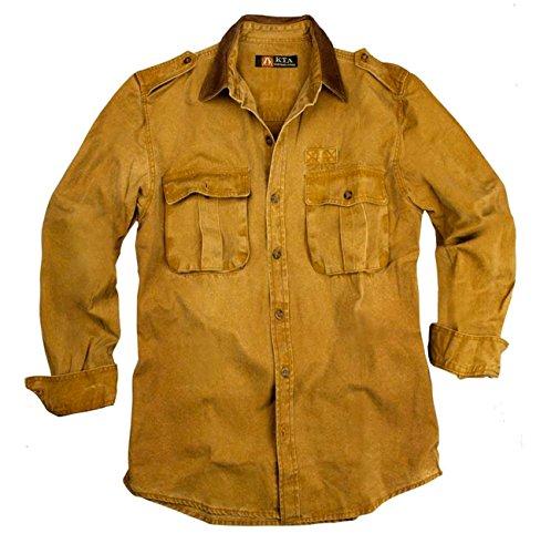 Mens Outdoor Overshirt from Kakadu Australia -