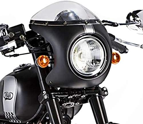 Cafe-Racer Carenage de Phare T2 pour Kawasaki Zephyr 1100//550// 750 W 650//800