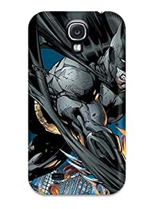 9176176K86925910 Excellent Design Batman Phone Case For Galaxy S4 Premium Tpu Case
