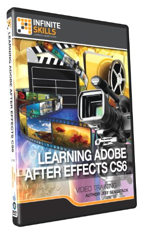 Learning Adobe After Effects CS6 - Training DVD