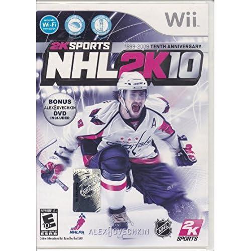 Image of Games NHL 2K10
