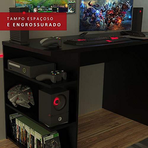 Mesa Gamer Madesa 9409 - Preto