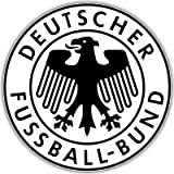 Germany German Deutscher Fussball-Bund sticker decal 4