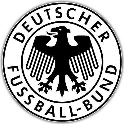 Germany German Deutscher Fussball-Bund sticker decal 4
