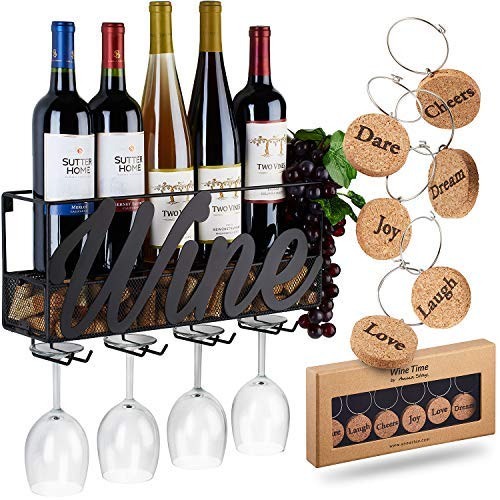 Wall Mounted Wine...