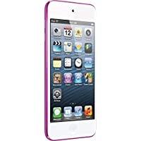 Apple iPod touch 32GB (5th Generation) NEWEST MODEL (Certified Refurbished) (Pink)