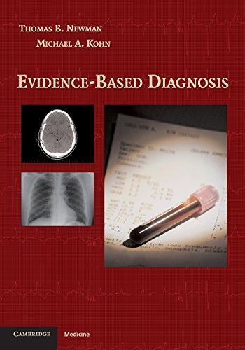 Evidence-Based Diagnosis (Cambridge Medicine (Paperback))