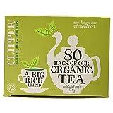 organic british tea - Clipper Teas - Everydays - Organic Tea - 80 Bags