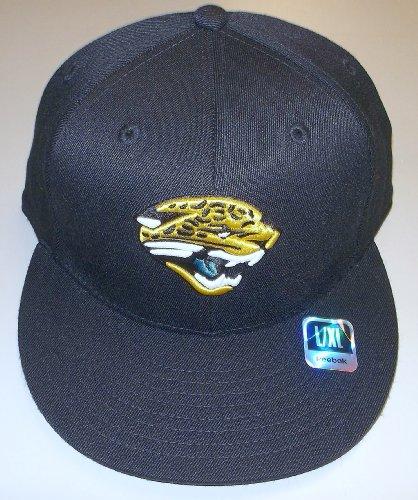 形式限りなく蜂Jacksonville JaguarsフラットビルFlexリーボック帽子サイズL / XL – tx03z
