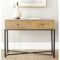 Safavieh American Homes Collection Julian Natural Color Console Table