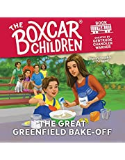 The Great Greenfield Bake-Off: The Boxcar Children Mysteries, Book 158