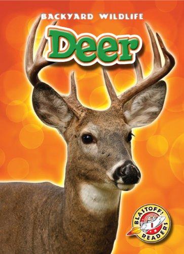 Deer (Blastoff! Readers: Backyard Wildlife) (Blastoff Readers. Level 1)