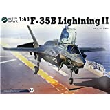 KTH80102 1:48 Kitty Hawk F-35B Lightning II MODEL KIT