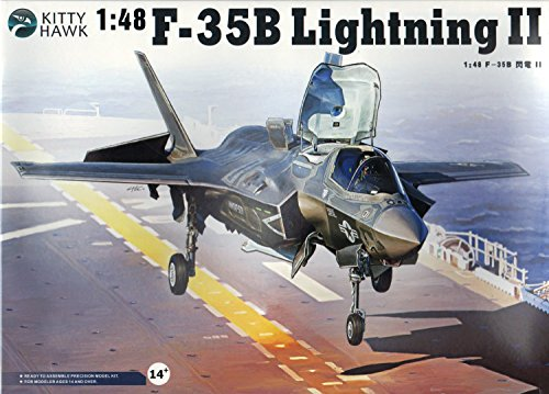 KTH80102 1:48 Kitty Hawk F-35B Lightning II MODEL ()
