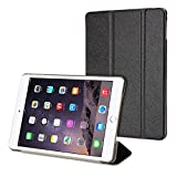 Best GMYLE Case For Mini Ipads - GMYLE iPad mini 4 Case, Flip Cover Silk Review