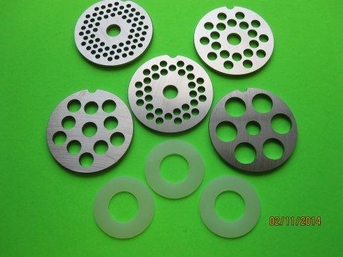 5 grinder plate - 8