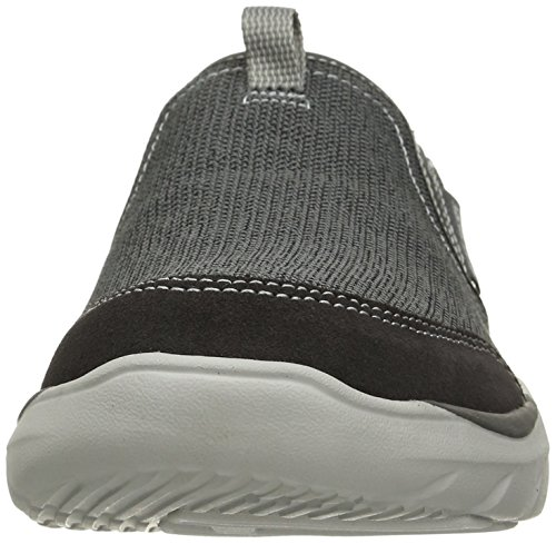 Slip corven Anthracite Men's On Horst USA Loafer Skechers vwxIqEfPF