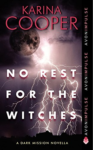 book cover of No Rest for the Witches