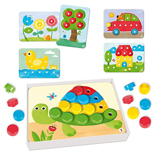 Jumbo Goula Baby Color - Colour Matching Game for Little Ones