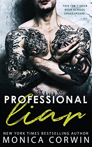 Professional Liar (Twisted Shakespeare Book 1)