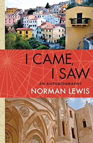 I Came, I Saw: An Autobiography cover