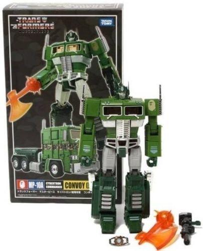 Transformers MP-10A Convoy Optimus Prime Bape Version KO Version - Mp 10 Ko