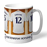 Tottenham Hotspur Official Personalized Dressing Room Mug - FREE PERSONALISATION