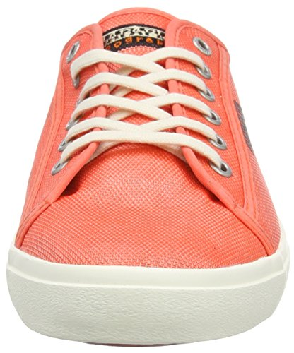 Napapijri Beaker - Zapatillas Hombre Naranja - Orange (orange N49)