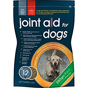 GWF Nutrition Joint Aid Dog Food Supplement, 250 g