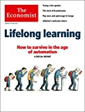 """The Economist Magazine (January 14-20, 2017), """"Lifelong learning: How to survive in the age of automation"""""""
