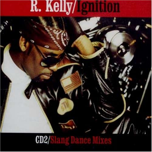 Ignition r kelly CD Covers
