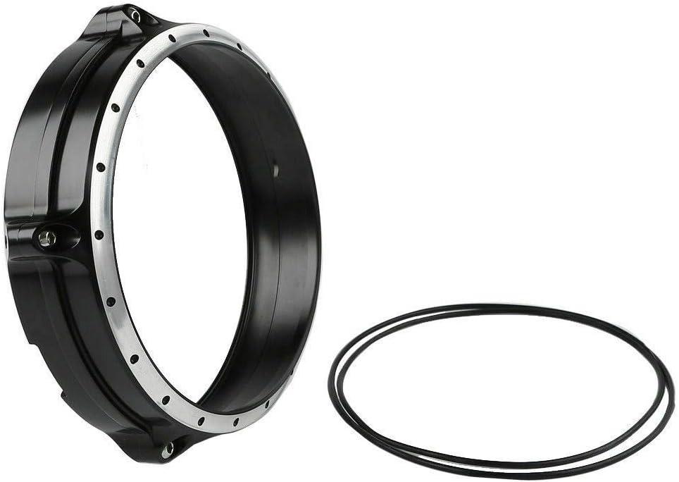 TCT-MT 7 CNC Headlight Bezel Trim Ring For BMW R Nine T Scrambler 2014-2017 Pure Racer ABS Motorcycle 2015 16
