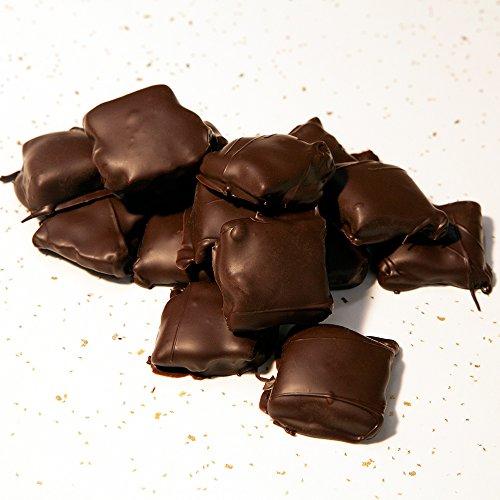 Hall's Dark Chocolate Covered Peanut Brittle, 1 (Crunchy Peanut Brittle)