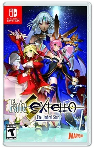 Fate/EXTELLA: The Umbral Star - Nintendo Switch