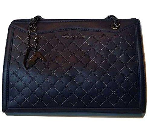 Trussardi Jeans Saint Tropez Ecoleather Micro Studs Tote Bag 75B00201 Blue 35x25x12 Ofertas En Línea Buscando En Línea Precio Más Bajo Precio Más Barato Para La Venta WVfG1Jp