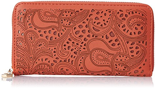 Diana Korr Women's Wallet (Orange) (DKW14ORA)
