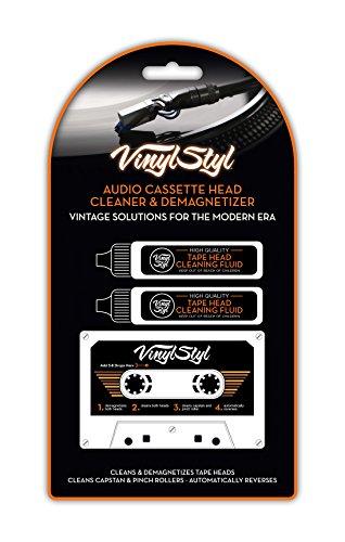 Vinyl Styl Audio Cassette Head Cleaner & Demagnetizer