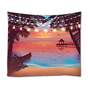 51dcv1K-vVL._SS300_ Beach Tapestries & Coastal Tapestries