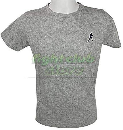 T-shirt Lion Round grise lsm777-fw15 LEONE