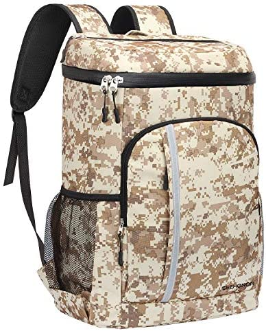 SEEHONOR Insulated Backpack Leakproof Lightweight product image