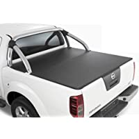 Clip On Ute Tonneau Cover to fit Nissan Navara D40 Dual Cab with Sports Bar.