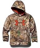 Under Armour Big Boys' Armour® Fleece Camo Big Logo Hoodie