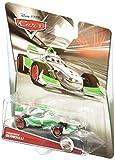 Mattel Disney Pixar Cars - Silver Racer Series BBN17 - Francesco Bernoulli