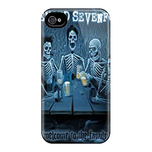 HwE7327OUal Case Cover, Fashionable Iphone 4/4s Case - Avenged Sevenfold