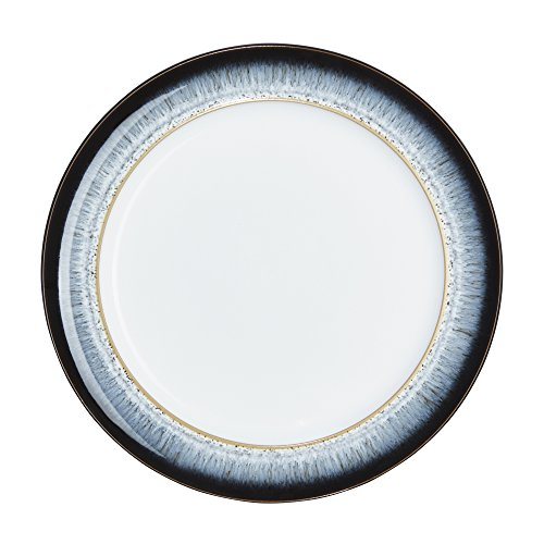 Wide Rimmed Dinner Plate (Denby Halo Wide Rimmed Dinner Plate, Set of 4)